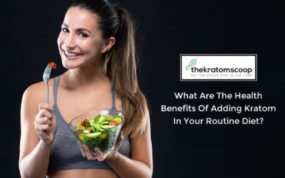 What Are The Health Benefits Of Adding Kratom In Your Routine Diet?