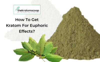 How To Get Kratom For Euphoric Effects?